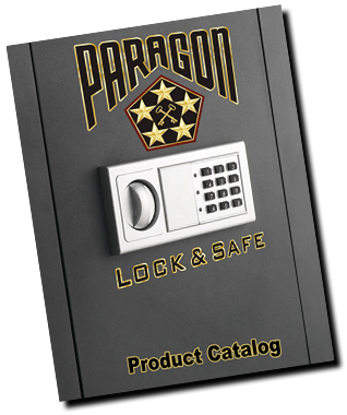 Paragon Lock and Safe Catalog.