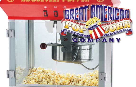 Concession Equipment by Great Northern Popcorn Company.