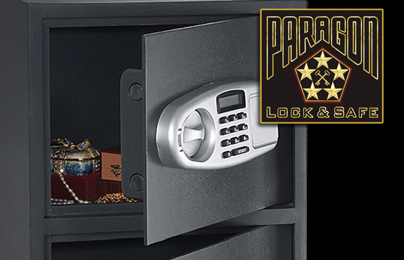 Paragon Lock & Safes.